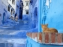 The Blue City: Chefchaouen, Morocco