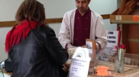 Nameless Hard Working Baker In Bordeaux