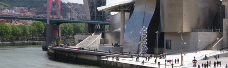 Dazzled by the Guggenheim Effect: One Day in Bilbao