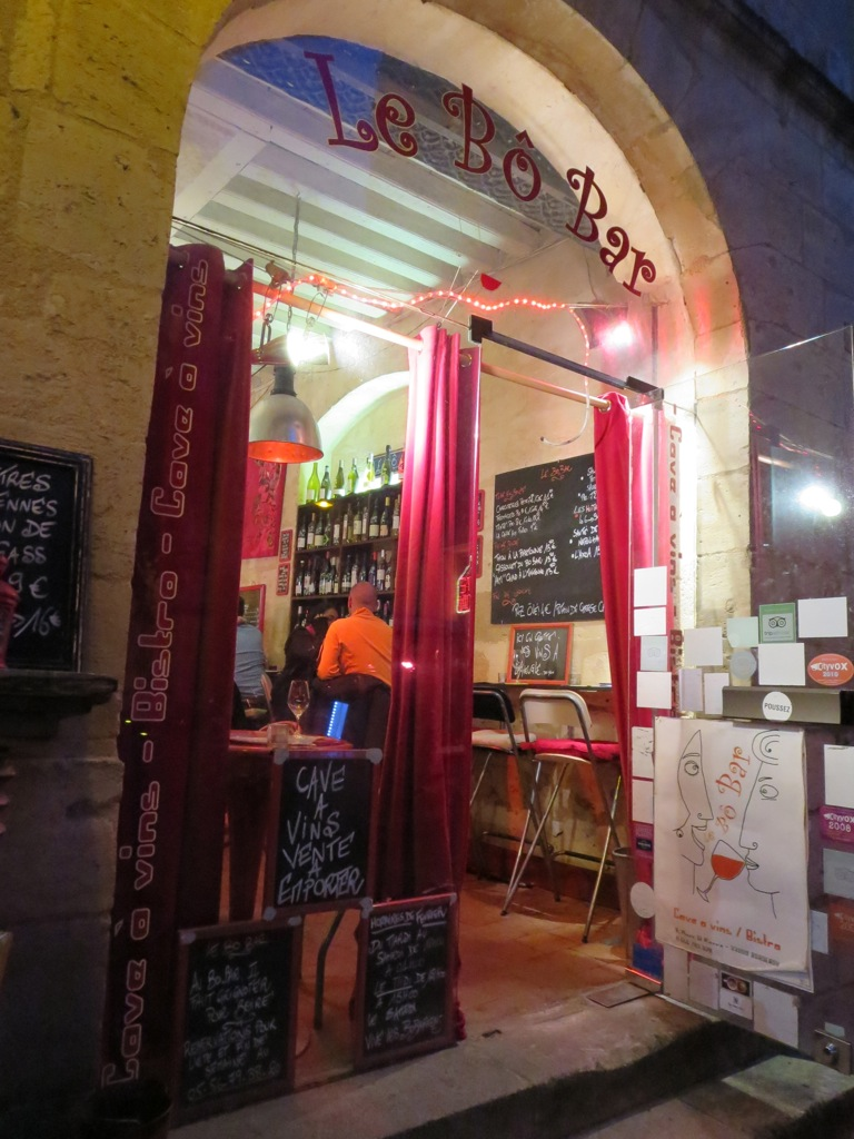 Going to Bordeaux? Visit Le Bo Bar.
