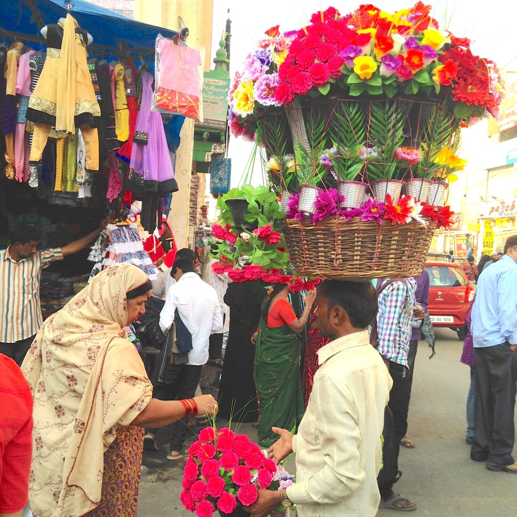 Fake Flower Seller in Hyderabad