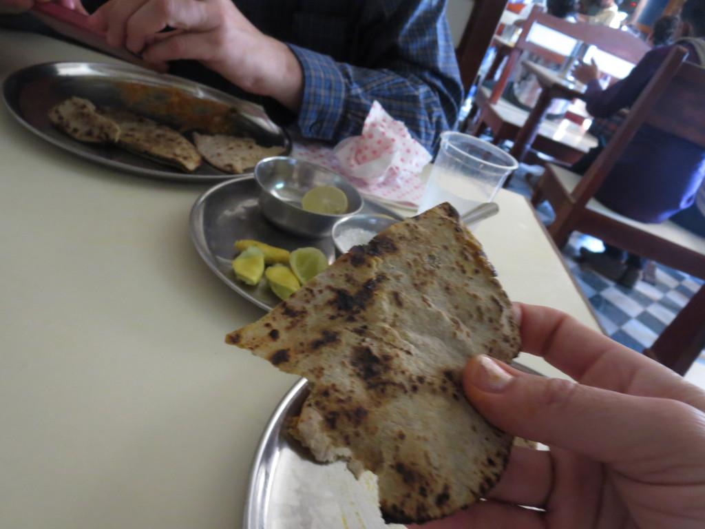 Rajasthani Roti, Jaisalmer, India