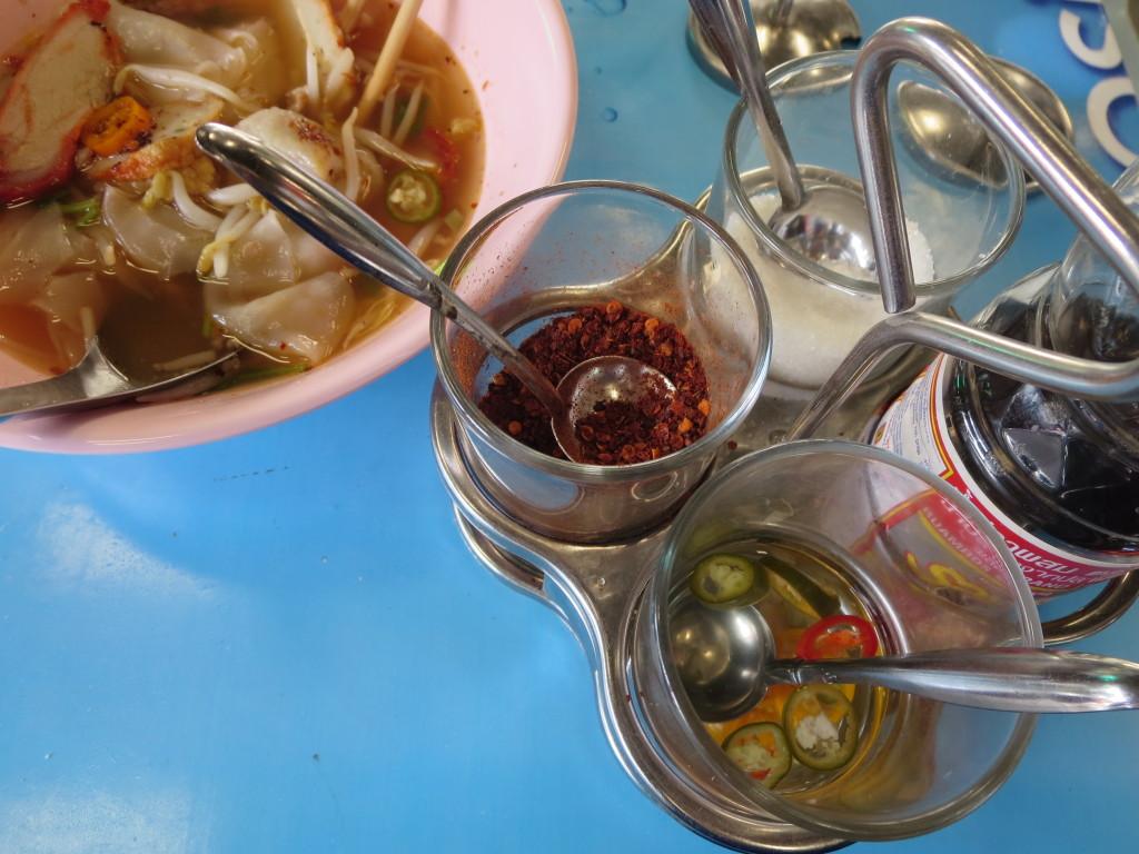 Pass the puang prik! Hua Hin, Thailand.