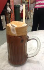 Coffee at Sin Hoy How, Kuala Lumpur