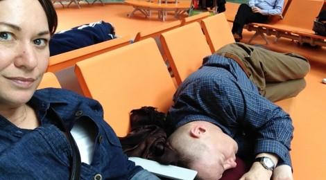 In Transit: Sueños Dulces del Aeropuerto Internacional de Madrid