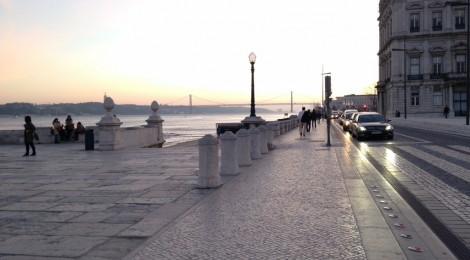 Welcome to Lisbon, Portugal