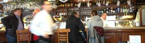 Desayuno at La Corte de Pelayo Café