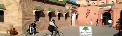 Neat, Trim, Sharp: Marrakesh