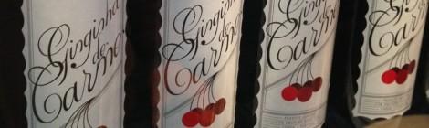 One brand of ginginha.