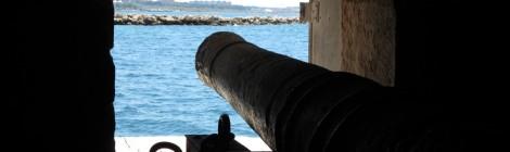 Italian Double-Take: Aragon Castle, Taranto