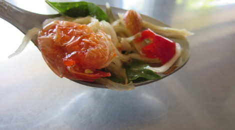 500 Words on Thai Food