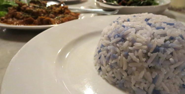 Blue Rice, Nasi Kerabu